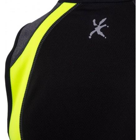 Мъжки  тениска за бягане - Klimatex SIEB - 3
