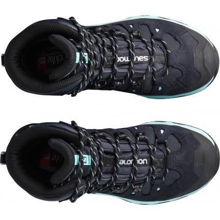 1491d697927 Dámská hikingová obuv - Salomon QUEST 4D 3 GTX W - 2