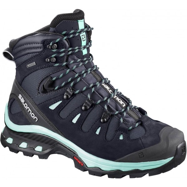 Salomon QUEST 4D 3 GTX W tmavě modrá 6 - Dámská hikingová obuv