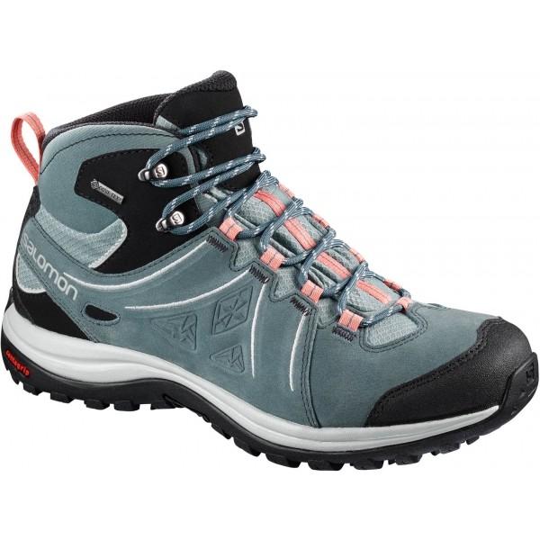 Salomon ELLIPSE 2 MID LTR GTX - Dámska hikingová obuv