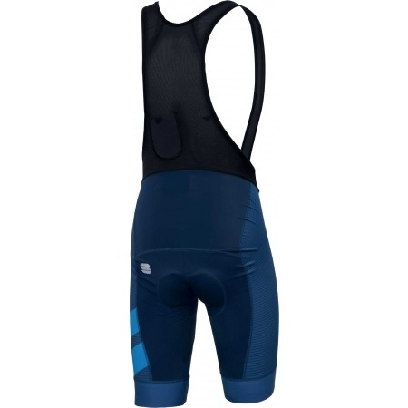 Șort bărbați cu bretele - Sportful BODYFIT TEAM B SHORT - 2