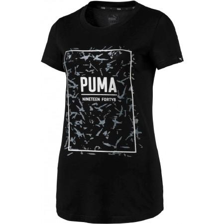 Damen T-Shirt - Puma FUSION GRAPHIC TEE