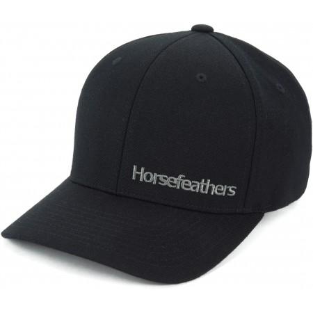 Flexfit kšiltovka - Horsefeathers BECKETT CAP - 1