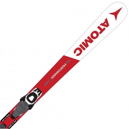 Skiuri coborâre - Atomic PERFORMER XT FIBRE + E LITH 10 AW - 1