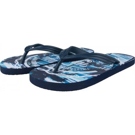 Férfi flip-flop papucs - Aress ZORKAM - 2