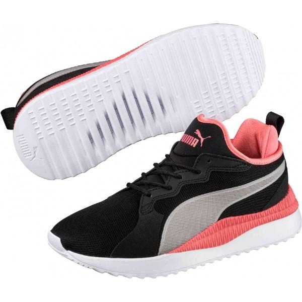 Puma PACER NEXT W černá 4.5 - Dámská volnočasová obuv