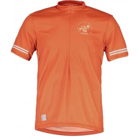 Maloja DOMENICA M. ALL MOUNTAIN - Short sleeve jersey