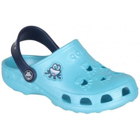 fc10e86bb9bf6 Dětské sandály - Coqui LITTLE FROG - 1