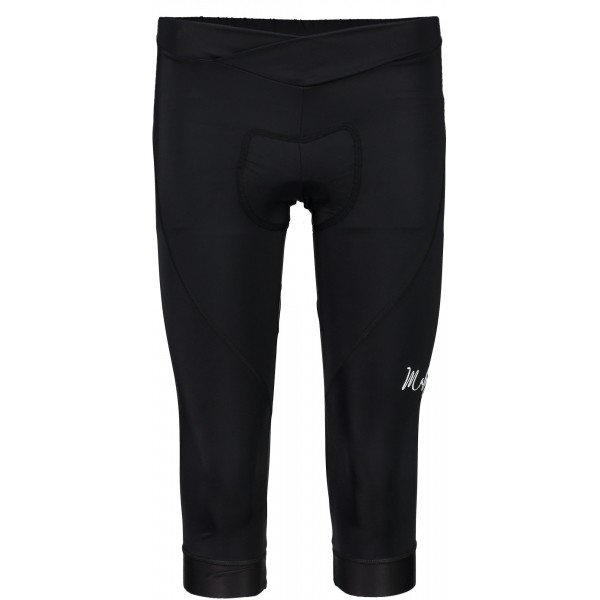 Maloja MINOR M 3/4 PANTS čierna S - 3/4 elastické nohavice