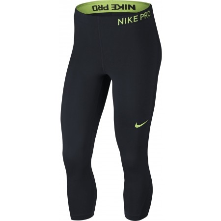 61c368f9fc Női háromnegyedes nadrág edzéshez - Nike PRO CAPRI - 1