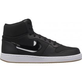 Nike EBERNON MID PREMIUM - Pánská volnočasová obuv