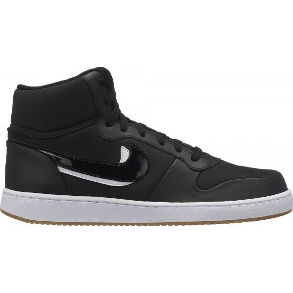 Nike EBERNON MID PREMIUM černá 11 - Pánská volnočasová obuv