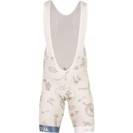 Maloja ARTUR M. PANTS 1/2 - Elastic bib shorts