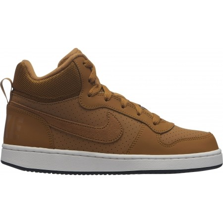 Nike COURT BOROUGH MID (GS) - Încălțăminte casual copii