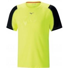 Mizuno ALPHA VENT TEE - Sport T-Shirt für Herren