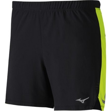 Men's running shorts - Mizuno AERO 4.5 SHORT - 1