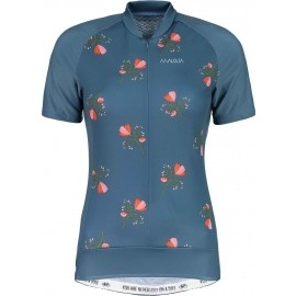 Maloja ORTENSIA M. AOP 1/2 - Блуза с къс ръкав