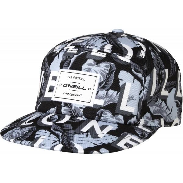 O'Neill BM WILDERNESS CAP černá NS - Pánská kšiltovka