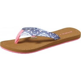 O'Neill FW WOVEN STRAP FLIP FLOPS - Női flip-flop papucs