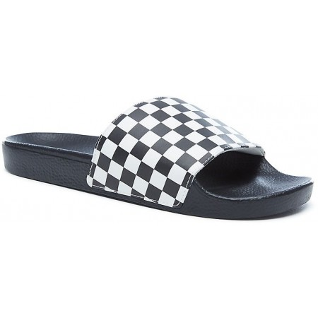 Șlapi bărbați - Vans CHECKERBOARD SLIDE-ON - 1