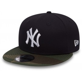 New Era 9FIFTY TEAM CAMO NEW YORK YANKEES - Клубна шапка с козирка