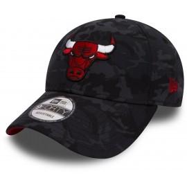 New Era 9FORTY CAMO TEAM CHICAGO BULLS - Club baseball cap