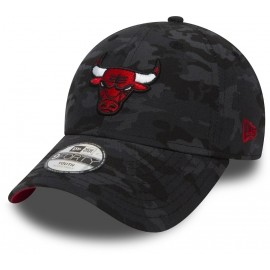 New Era 9FORTY CAMO TEAM CHICAGO BULLS - Kids' club baseball cap