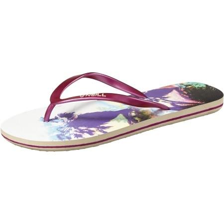 O'Neill FW SUMMER PRINT FLIP FLOPS - Női flip-flop papucs