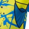 Kids' cycling jersey with a sublimation print - Klimatex JOPPE - 3