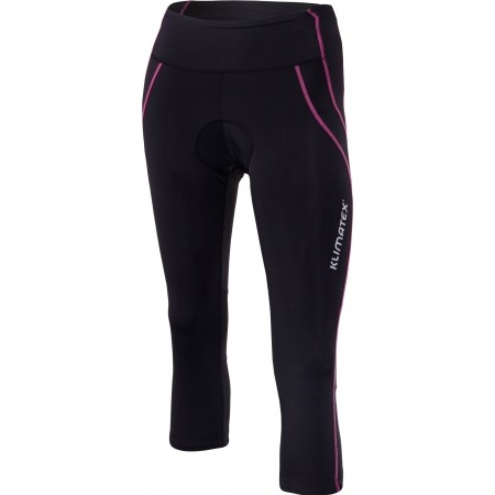 Women's 3/4 cycling pants - Klimatex BRISA - 1