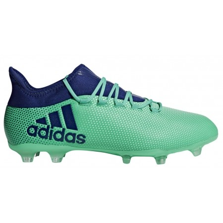 Ghete de fotbal bărbați - adidas X 17.2 FG - 1