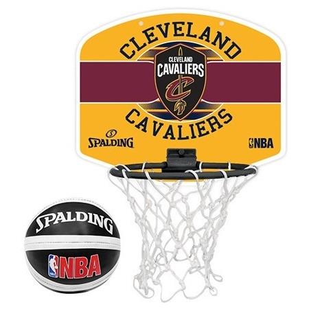 Basketball basket - Spalding NBA MINIBOARD CLEVELANS CAVALIERS