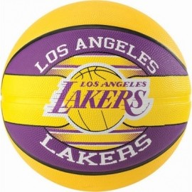 Spalding NBA TEAM BALL LA LAKERS - Basketbalový míč