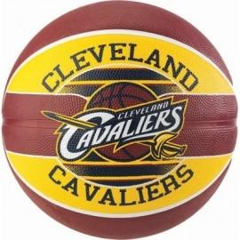 Spalding NBA TEAM BALL CLEVELAND CAVALIERS - Basketbalová lopta
