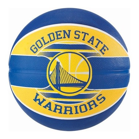 Spalding NBA TEAM BALL GOLDEN STATE WARRIORS - Minge de baschet