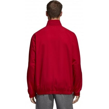 Športová  pánska bunda - adidas CORE18 PRE JKT - 4