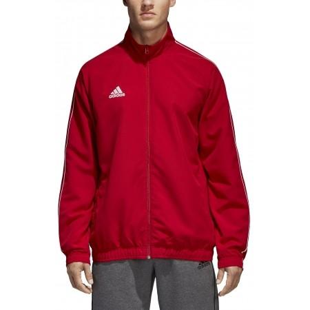 Športová  pánska bunda - adidas CORE18 PRE JKT - 5