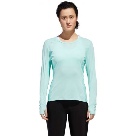 Dámske bežecké tričko - adidas SUPERNOVA LS T - 4