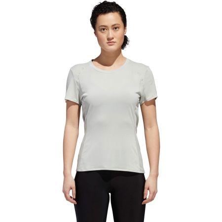 Dámske bežecké tričko - adidas FR SN SS TEE W - 1