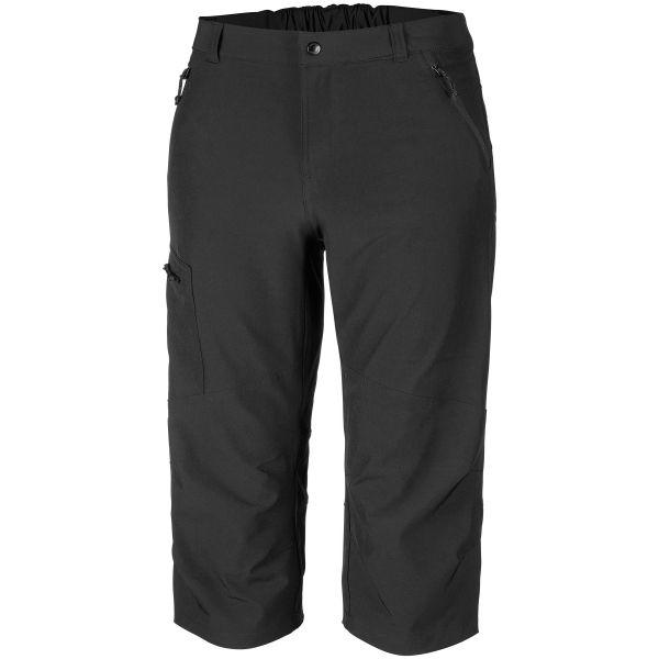 Columbia TRIPLE CANYON CAPRI černá 36 - Pánské outdoorové šortky