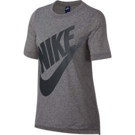 Nike TOP SS LOGO FUTURA - Women's T-shirt