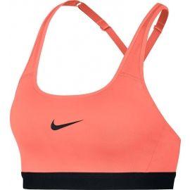Nike CLASSIC STRAPPY BRA - Damen Sport BH