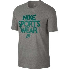 Nike SPORTSWEAR TEE CNCPT BLUE 2 - Pánské tričko