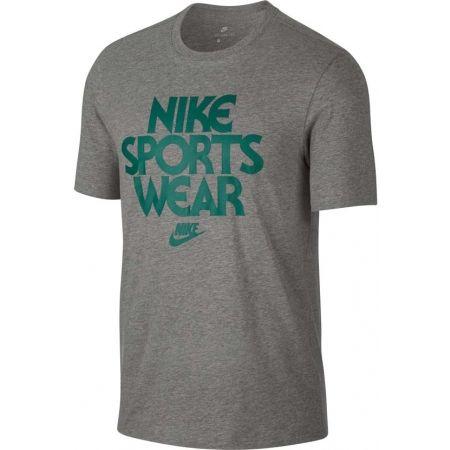 Nike SPORTSWEAR TEE CNCPT BLUE 2 - Pánske tričko