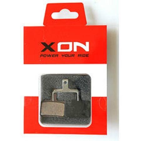 Спирачни накладки - Xon XBD-01B-SM - 2