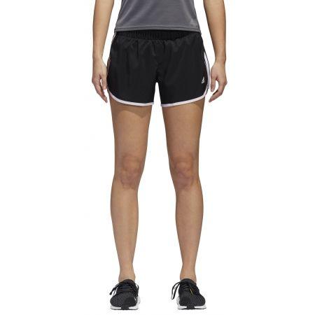 Spodenki do biegania damskie - adidas M10 WOVEN SHORT - 2