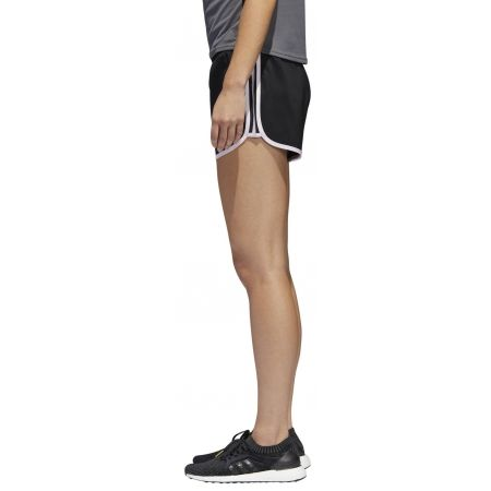 Spodenki do biegania damskie - adidas M10 WOVEN SHORT - 3