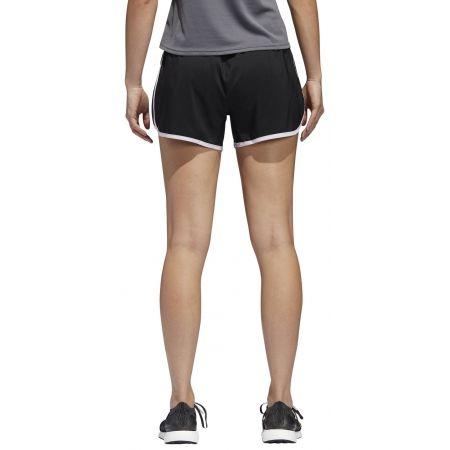 Spodenki do biegania damskie - adidas M10 WOVEN SHORT - 4