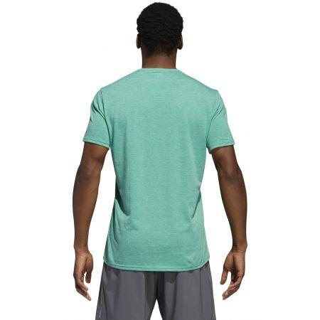Koszulka męska - adidas RS SOFT TEE M - 4