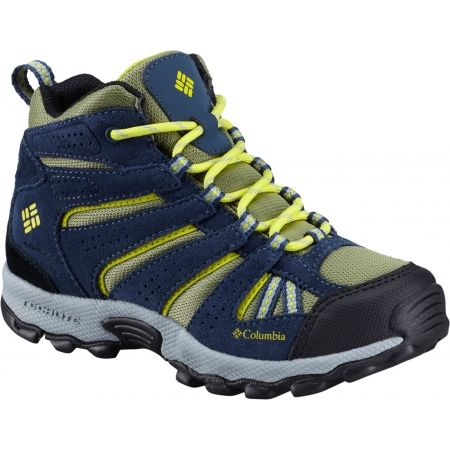 Columbia YOUTH NORTH PLAINS MID WP - Kids' outdoor shoes